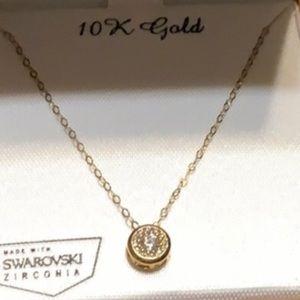 10 K GOLD NECKLACE